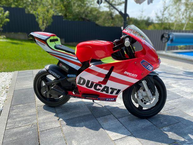 Мотоцикл детский Ducati GP peg-perego , б/у