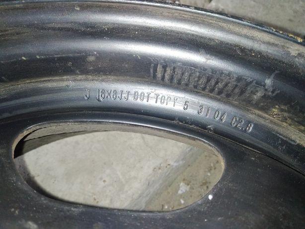 Продам диски стальные R16