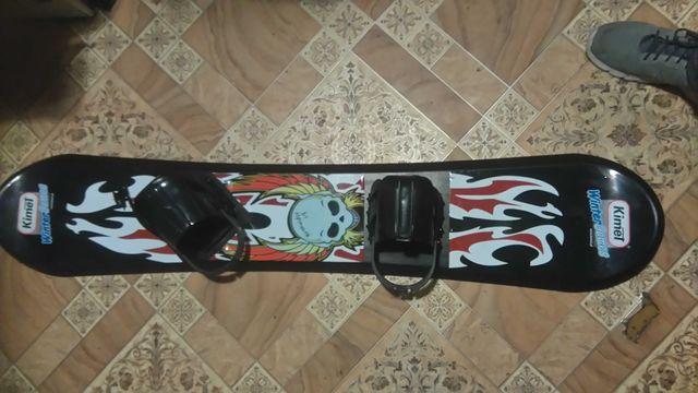 Deska Snowbordowa-Kimet 130 cm