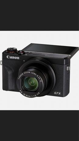 Câmara Canon Compacta PowerShot G7 X Mark II + KIT + GARANTIA
