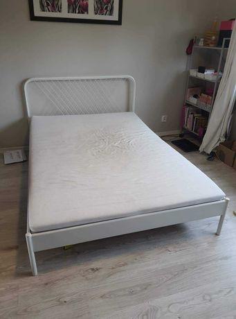 Łóżko Ikea + materac 140x200