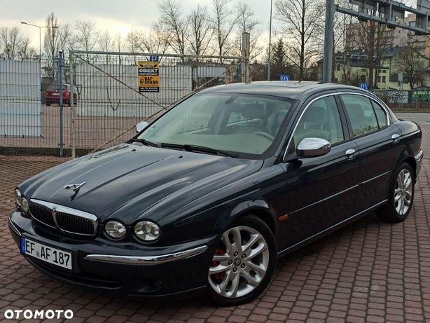 Jaguar X-Type 3.0 V6 230KM 4x4 Opłacony, niski przebieg