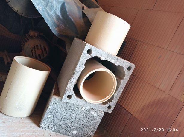 Komin ceramiczny fi 200mm Schiedel Rondo Plus