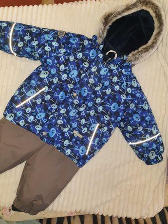 Куртка+штаны зима LENNE