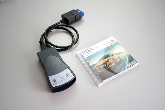 XS Evolution - Diagnostico e Programação Citroen, Peugeot & Opel - PSA