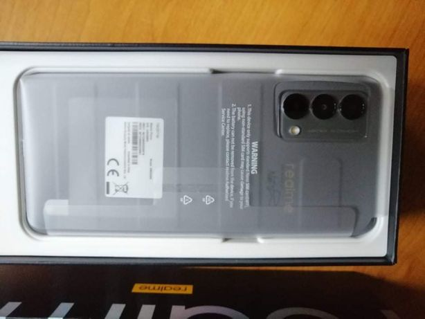 Smartfon realme GT Master Edition 8+256GB (szary)