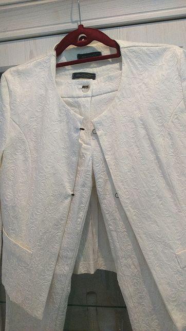 Zestaw spodnie +żakiet