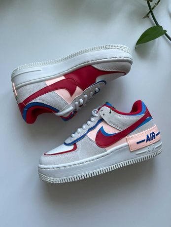 Nike Air Force Shadow (adidas puma stussy supreme yeezy)