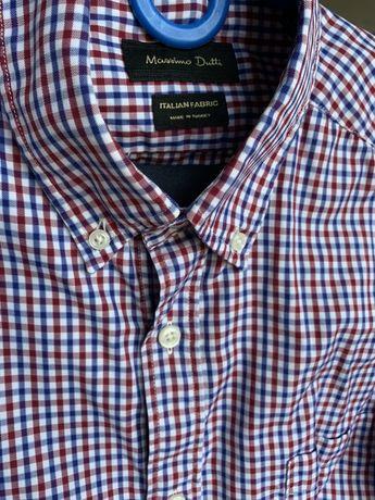 Продам НЕДОРОГО ОРИГИНАЛ рубашка Massimo Dutti. Идеальное состояние!