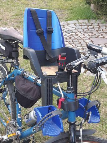 Fotelik rowerowy Hamax Discovery 101