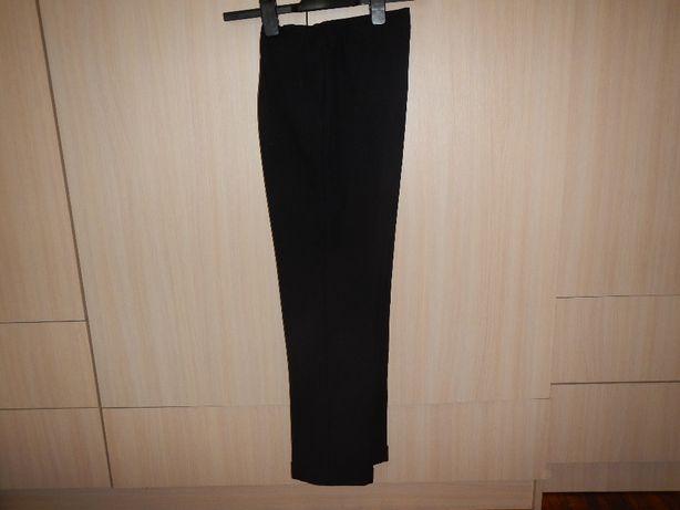 Черные брюки c&a р.146см