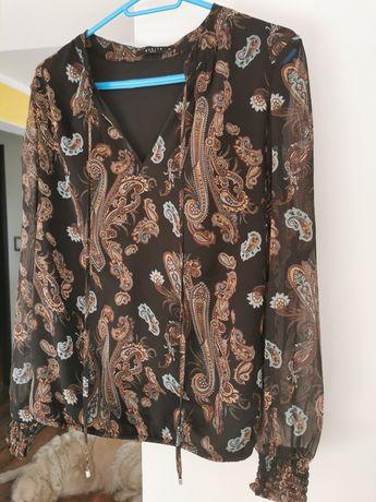Bluzka Mohito 38 wzory szyfon