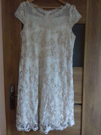 Sukienka ślubna 44 46
