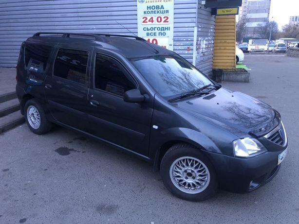 Продам Dacia/Renault Logan 1,6L кондиционер.
