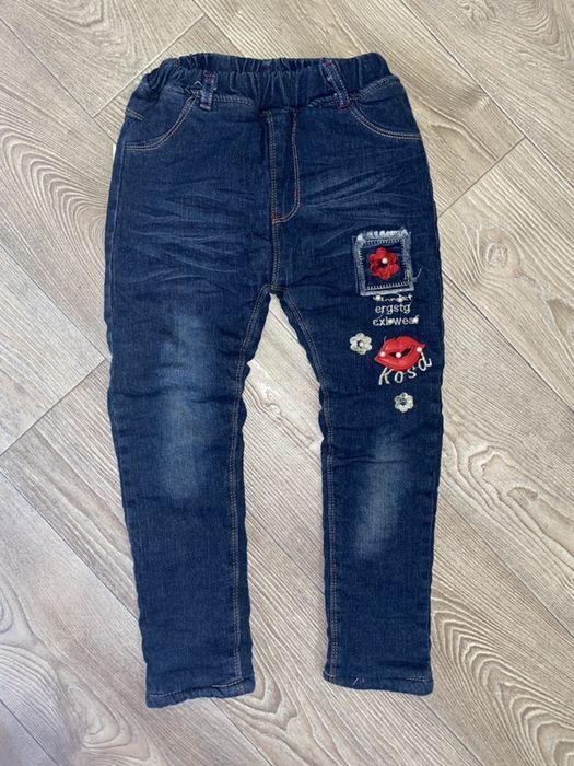 Продам джинсы теплые зимние Харьков - изображение 1
