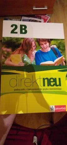 Direkt neu. Podręcznik z ćwiczeniami do języka niemieckiego