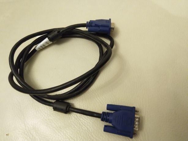 Kabel sygnałowy monitorowy D-Sub VGA-VGA 1.5m