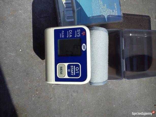 ciśnieniomierz nadgarstkowy Całkowicie automatyczny, prosty pomiar na