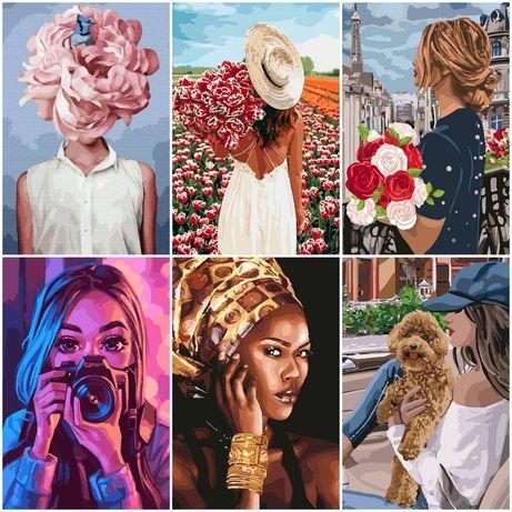 Картини по номерам 40×50