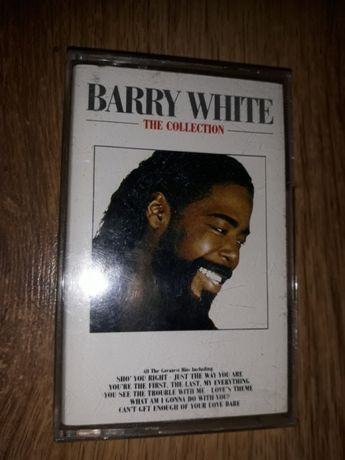 Kaseta Barry White The Collection 1988r.