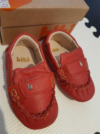 Buty niemowlęce BIBI rozmiar 21
