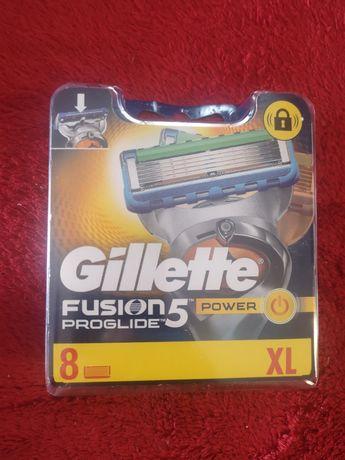 Gillette fusion proglide power 8 recargas