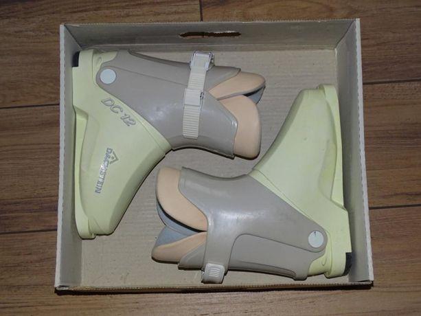 Buty narciarskie damskie Dachstein DC12, r. 38 - 5 EU, 7 US jak nowe