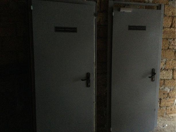 Двери металлические с коробкой,  дверь металлическая