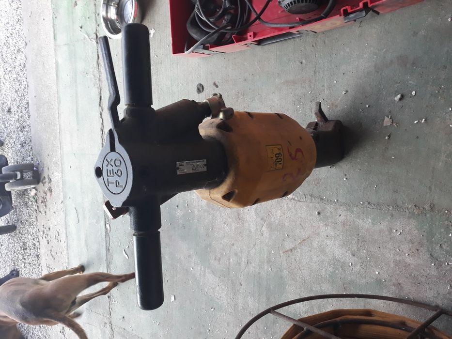 młot wyburzeniowy pneumatyczny ATLAS COPCO TEX P60. Dobrcz - image 1
