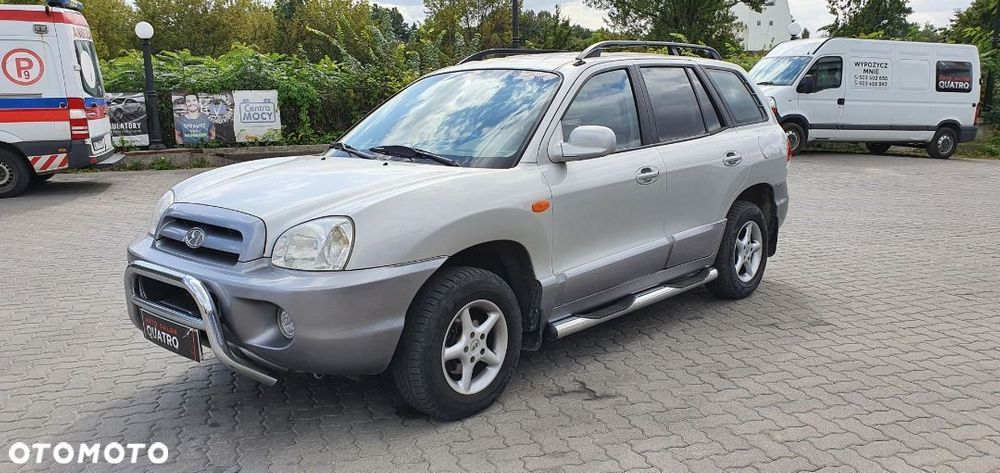 Hyundai Santa Fe 2,4 Benzyna Klimatronic Sóra Bezwypadkowy 2wł Макеевка - изображение 1
