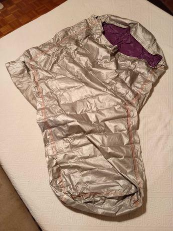 Saco-bolsa vivac para sacos-cama