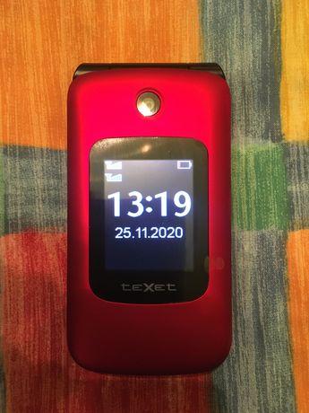 Продам телефон texet TM-B216