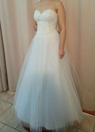 Suknia ślubna- Polecam