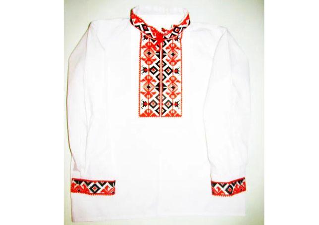 вишиванка Вишита сорочка подарунок вышиванка Вышитая рубашка праздник