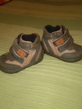 Ботиночки Minimen 20 размер, 12,5 стелька, ботинки демисезонные 1 год