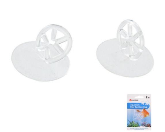 Ventosas Aquario 2Pc S (15Mm)