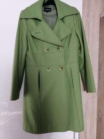 Płaszcz flausz elegancki