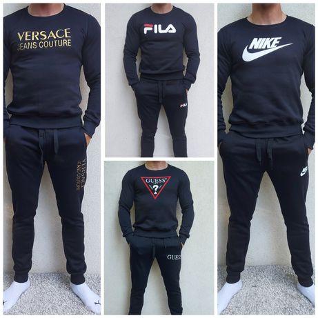 Okazja męskie komplety dresowe Emporio Armani Nike