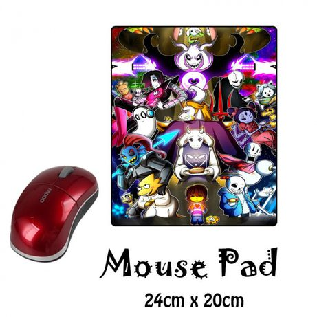 Anti-Slip Computer Mice Pad Mat Mouse