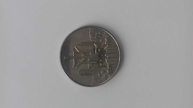Moneta 10000 Solidarność 1990