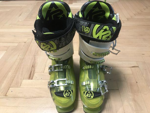 Лыжные ботинки K2 spyne110