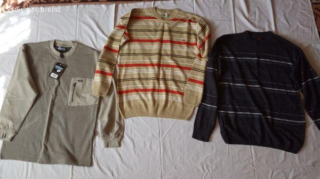 Продам мужской свитер размер 52-56