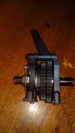 Шестерні коробки передач,варіатор, діфи, запчастини двигуна Деагостіні