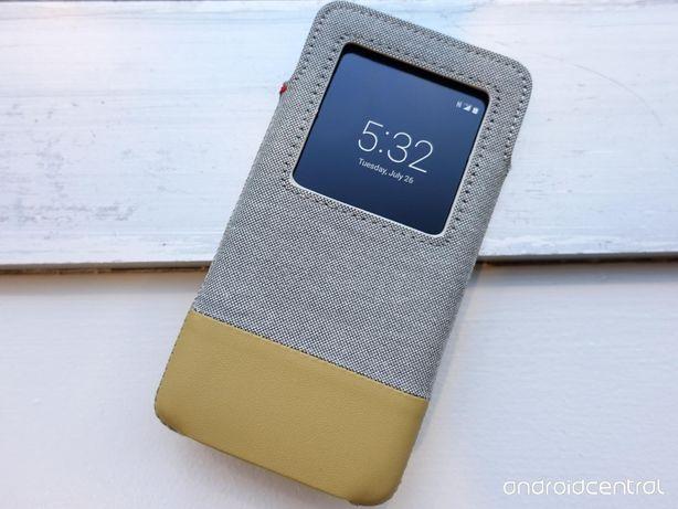 Чехол BlackBerry DTEK50. Flip. Оригинал
