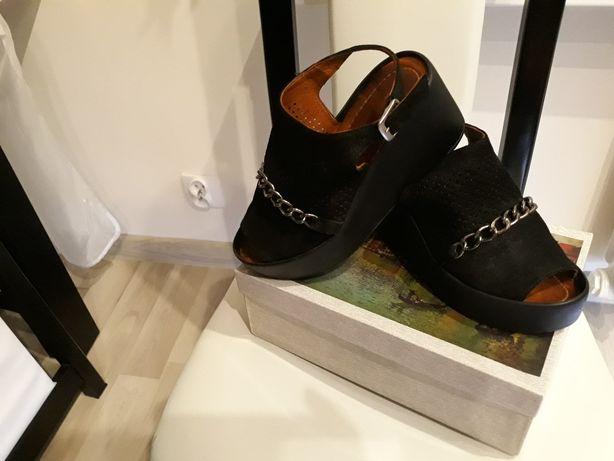Sprzedam sandały firmy VENEZIA rozmiar 38