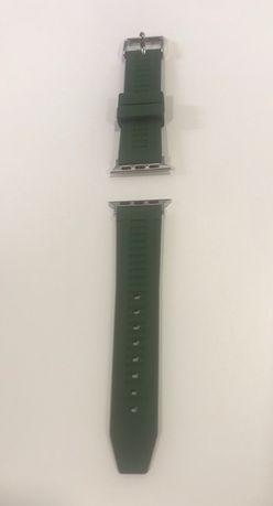Braceletes de silicone para Apple Watch 38mm
