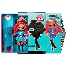 Кукла лол омг серия 3 отличница lol omg series 3 Class Prez 567202