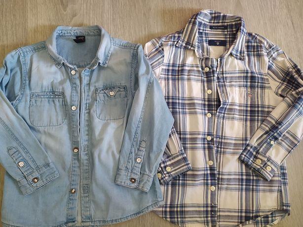 Camisa Gant e Zara