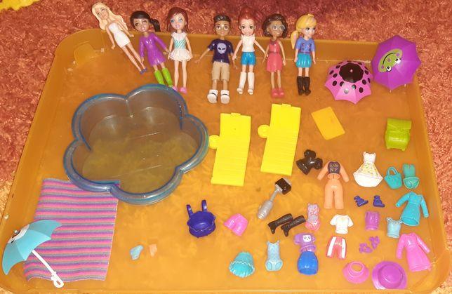 Polly Pocket куклы и аксессуары