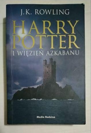 Rowling Harry Potter i więzień Azkabanu B213